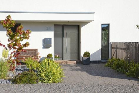 Haustür 2017 : Klare Linien & Multifunktioalität