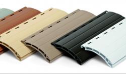 Rolladenpanzer - Rolladenbehang - Rolladenprofile in PVC