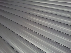 Aluminium-Rolladenprofil von Folgner Rolladenbau jetzt auch in der Farbe RAL 9007 graualuminium