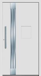 Die Axialbox - der Türfüllungssicherheitsbriefkasten - sicher und wärmegedämmt zum Einbau in die Türfüllung