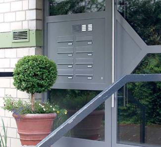 t ren fenster portal briefkasten briefk sten briefkastenanlagen. Black Bedroom Furniture Sets. Home Design Ideas