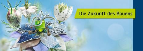 Weltleitmesse für Architektur, Materialien, Systeme, die BAU in München - Die bedeutenste Veranstaltung der Branche