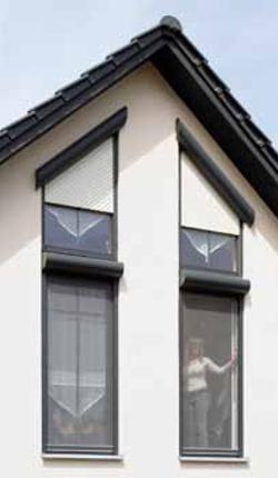 Das tueren fenster kooperiert mit folgner - Fenster mit vorbaurolladen ...