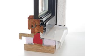 fenstereinbau besser mit montagezarge. Black Bedroom Furniture Sets. Home Design Ideas