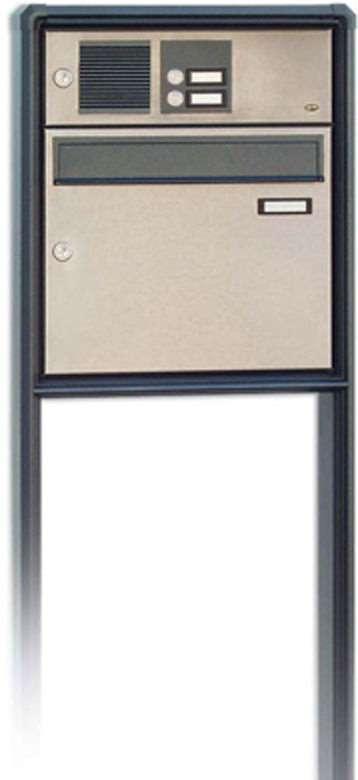 Zaunbriefkasten Mit Klingel briefkastenanlagen briefkästen tueren fenster portal de