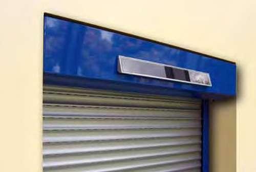Vorsatz-Rollo mit Rollladenmotor solarbetrieben - www.tueren-fenster-portal.de